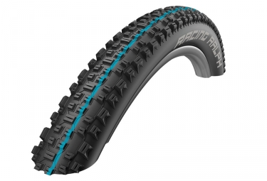 Pneu schwalbe racing ralph 27 5 tubeless ready souple snakeskin addix speedgrip 2 25