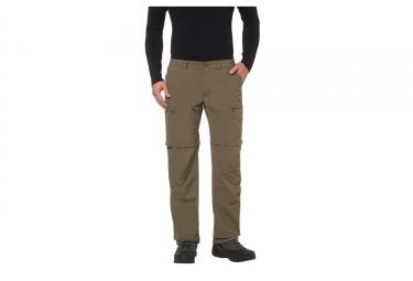 Pantalon Vaude Farley ZO IV Marron