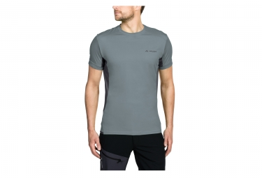 T shirt vaude scopi shirt gris l
