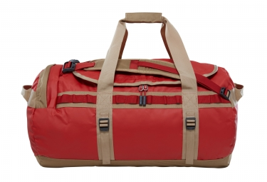sac de sport the north face duffel base camp rouge 50