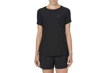 Asics Balance Short Sleeves Top Black