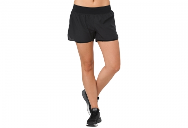 Asics Cool 2-in-1 3.5IN Performance Short Black
