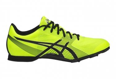Chaussures d'Athlétisme Asics Hyper MD 6 Vert / Fluo / Noir