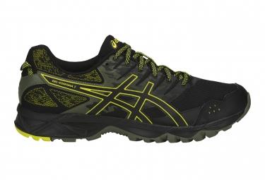 Chaussures running asics gel sonoma 3 noir 40 1 2