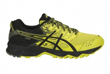 Chaussures running asics gel sonoma 3 g tx jaune 44 1 2
