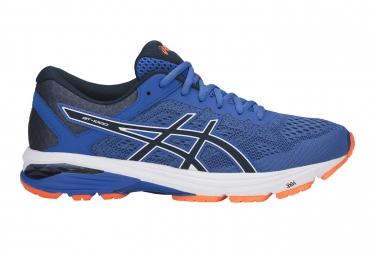 Chaussures Running ASICS GT-1000 6 Bleu
