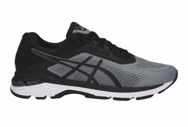 Chaussures running asics gt 2000 6 gris 46