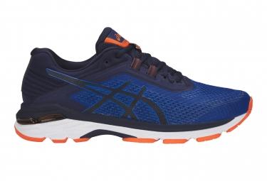 Chaussures running asics gt 2000 6 bleu 44