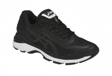 Chaussures running femme asics gt 2000 6 noir 39