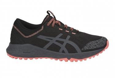 chaussures running femme asics alpine xt noir 38