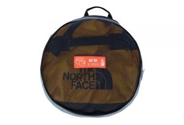 Sac de Sport The North Face Duffel Base Camp Jaune