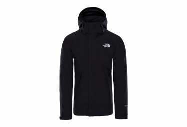 Veste impermeable the north face shell mountain light gore tex noir m