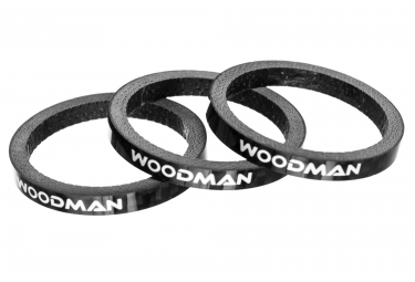 Woodman Kit Spacers 4mm (x3)