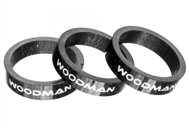 Woodman Kit Spacers 8mm (x3)