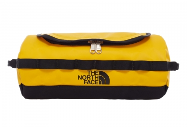 Trousse de toilette the north face base camp travel canister jaune 5 7
