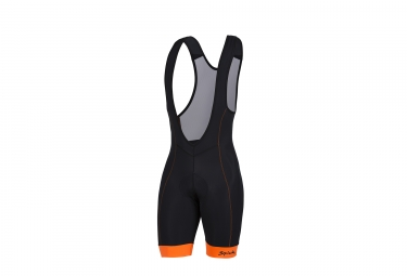Cuissard spiuk anatomic noir orange l