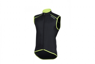 Gilet spiuk top ten noir jaune s