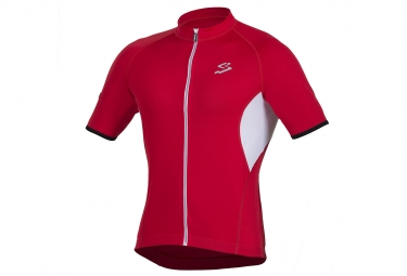 Maillot Manches courtes SPIUK Anatomic Man Rouge
