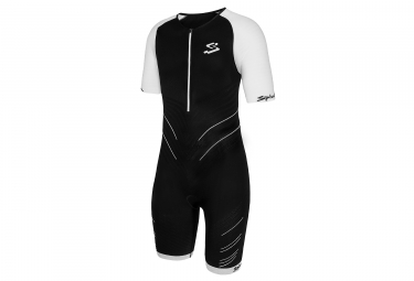 SPIUK M / C Long Distance Tri Suit Schwarz