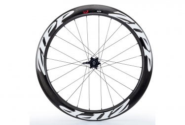 roue arriere zipp 404 v2 boyau disc 9 12x135 142mm corps campagnolo stickers blanc