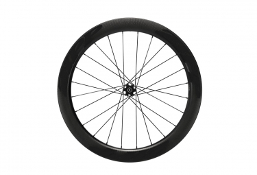 ZIPP Front Wheel 404 Tubeless Disc | 9/12/15x100mm | Black Stickers
