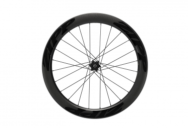 roue arriere zipp 404 tubeless disc 9 12x135 142mm corps campagnolo stickers noir