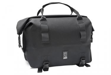 sacoche de porte bagage chrome duffle 40 noir