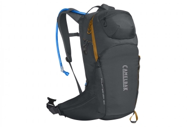 Sac a dos camelbak fourteener 20 gris orange