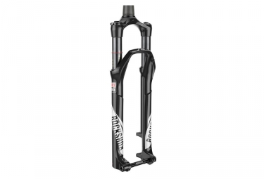 fourche rockshox sid wc solo air 27 5 15x100mm oneloc conique noir 100
