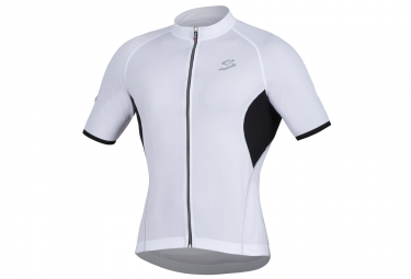 Maillot Manches courtes SPIUK Anatomic Man Blanc