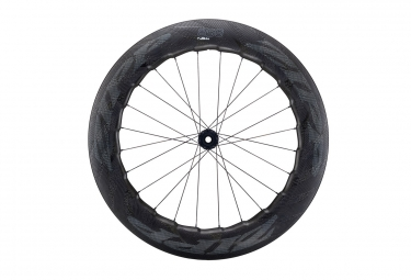 Roue avant zipp 858 nsw carbon pneu disc 9 12 15x100 mm
