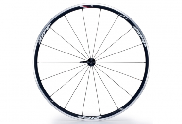 Roue avant zipp 30 course pneu 9x100mm stickers blanc
