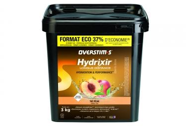 Boisson energetique overstims hydrixir longue distance the peche 3kg