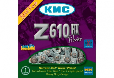 KMC Z610 HX Chain 112 Links 1/2