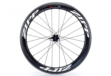roue arriere zipp 404 v2 pneu disc 9 12x135 142mm corps campagnolo stickers blanc