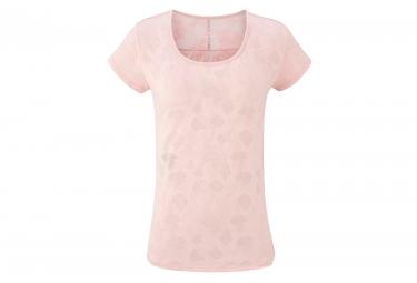 T-Shirt Femme Eider Flex Jacquard Soft Rose