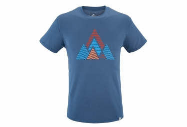 T shirt eider taurus morning bleu xs