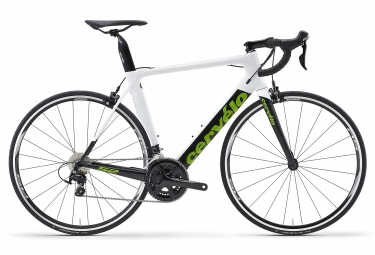 Cervélo S2 Road Bike Shimano 105 5800 11S 2018 White / Green