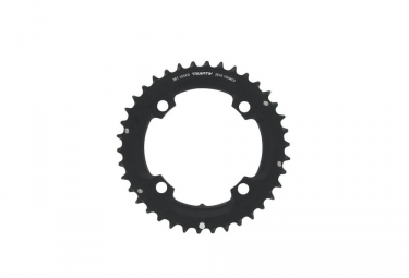 Plateau vtt truvativ s1 104mm al5 long pin noir mate 38