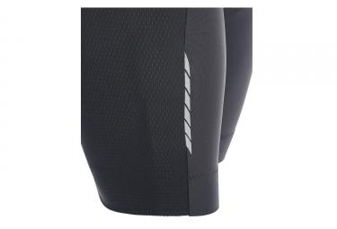 Cuissard à Bretelles Court Gore Wear C7 CC Noir Blanc