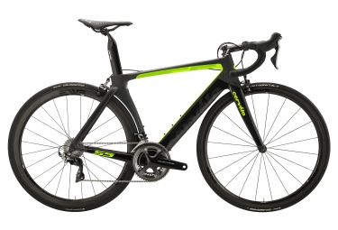 Cervélo S5 Road Bike Shimano Dura Ace 9100 11S 2018 Black / Green