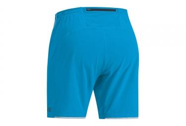 Short Gore Wear R5 Bleu