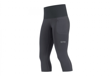 Gore Wear R5 Women 3/4 Collant Nero