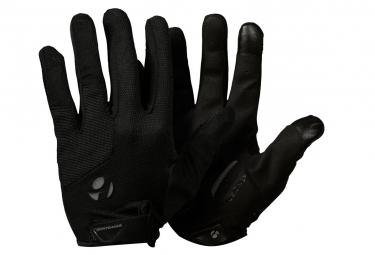 BONTRAGER Evoque guantes largos negros