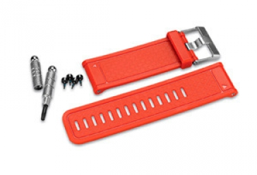 garmin bracelet fenix orange