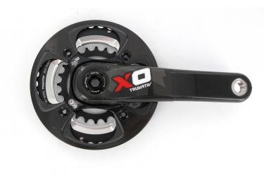 pedalier sram xo 2 2 rouge 10v 36 22 175mm sans boitier bb30