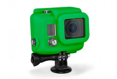 XSORIES Silicone Cover for Hero 3+ Green