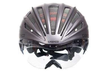Casque Casco 2018 SPEEDairo RS Gris Noir