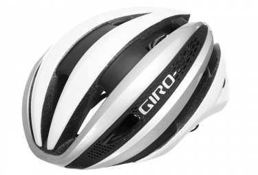Casque GIRO SYNTHE Blanc/Argent