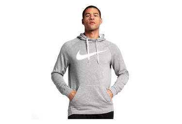 Sweat Homme Nike Dry Training Gris